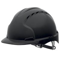 EVO3 Helmet Slip Ratchet - Black - Vented