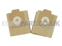 Europart Compatible VB210T ten pack Plain Packed 'Electrolux UZ930S / Nilfisk GD930