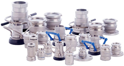 TEC Industrial, Mann Tek Couplings