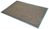 DUST CONTROL MAT 5x3 BROWN