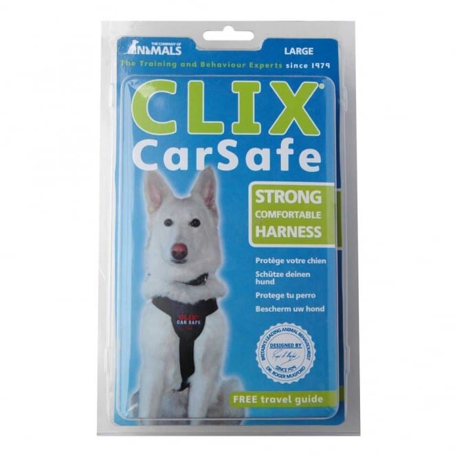 Clix Car Safe Harness - Small