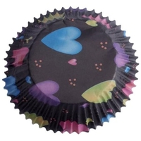 BC724 MIDNIGHT ROMANCE BAKE CUPS STD