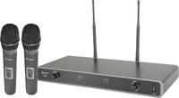 Dual UHF Wireless System