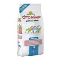 Almo Nature Holistic Small Dog - Salmon & Rice 2kg x 3