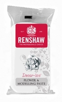 RENSHAW FLOWER & MODELLING PASTE WHITE  (20x250g)