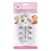 Tala Syringe Icing Set 6 Nozzles