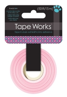 Tape Ikat Pink (Priced in singles, order units of 4)
