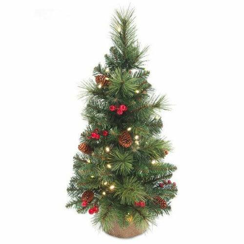 Mini Cone Pine Tree