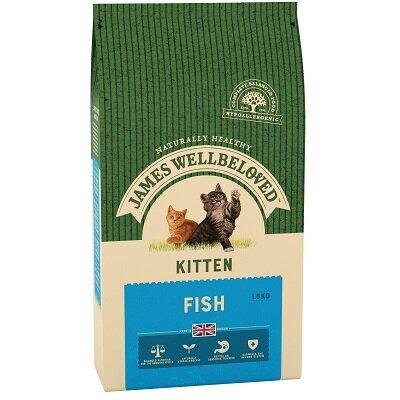 James Wellbeloved Kitten Fish 1.5kg