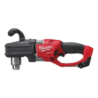 MILWAUKEE NAKED RIGHT ANGLED FUEL DRILL M18CRAD-0