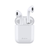 Devia TWS Bluetooth Air pods in White