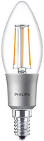 PHILIPS CLA Candle D 5-40W  E14 827 Clear A | LV1403.0124