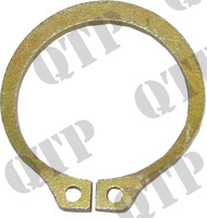 Ring Clip Idler Pulley