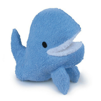 Washcloth Puppet - Whale