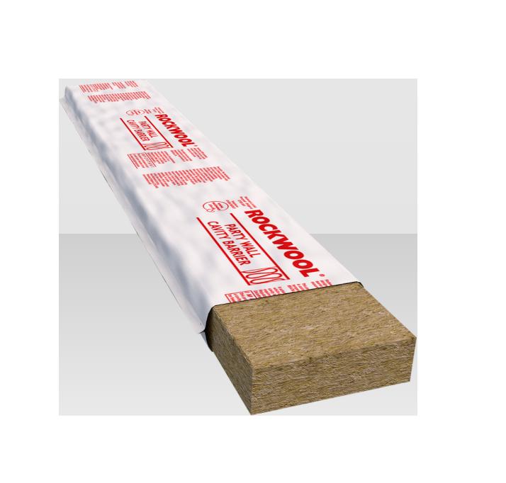 Rockwool TCB Cavity Barrier 160mm X 1200mm X 160mm Pack of 7