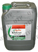 Oil 20 Ltr. Castrol Enduron Fully Synthetic Low Saps