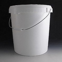 30 litre Plastic Bucket.