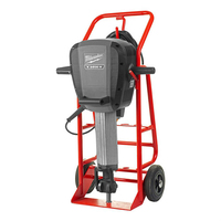 Milwaukee K 2500 H 25kg CLASS Demolition BREAKING HAMMER 110V from Daly Industrial Supply