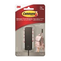 17034MB Command Medium Matte Black Hook