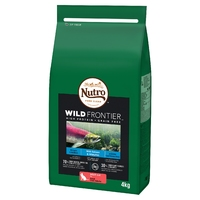 Nutro Wild Frontier Cat - Salmon & Whitefish 4kg