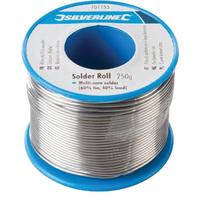 Solder Roll 250g