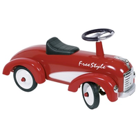 Children's Ride-on Freestyle Car