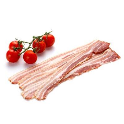 Bacon: Streaky Unsmoked