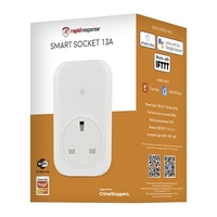 RAPID RESPONSE SMART SOCKET 13AMP