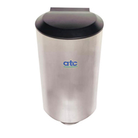 Cub High Speed Hand Dryer Stainless Steel