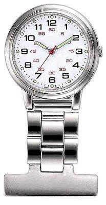 Chrome Fob Watch