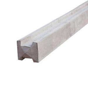 CONCRETE HEAVY DUTY SLOTTED POST 3M (10FT)