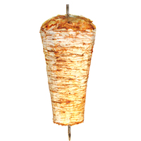 Doner Chicken (Skinless) Halal-Redstar-(20lb)