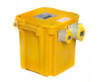 5KVA PORTABLE TRANSFORMER 2 X 16A 1 X 32A OUTLET