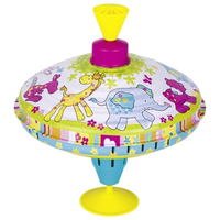 Goki Spinning Humming Top - Susibelle