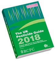 Book The UK Pesticide Guide 2018