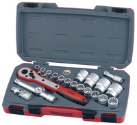 TENGTOOL T1221 21pc 1/2'' SOCKET SET