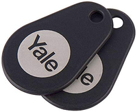 CONEXIS 2 PACK BLACK KEY TAGS