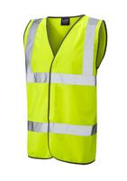 Leo TARKA ISO 20471 Cl 2 Waistcoat