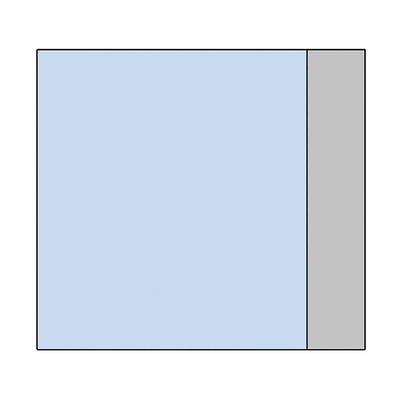 Adhesive-edged utility drape set 70 x 75cm (4)