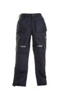 FOX7083 FOX Waterproof Breathable Trousers Black