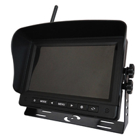 """7.0""""  Wireless Safety Monitor For CA 9780 (No Audio)"""