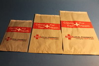 YOUR LOCAL PHARMACY BAGS VARIOUS SIZES