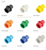 CaP Plastic Covers 100 Coloured