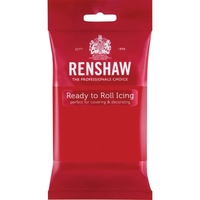 02602 READY TO ROLL ICING POPPY RED (1 x 250g)