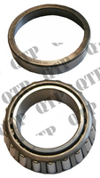 Bearing Cup & Cone PTO Output Drive Shaft
