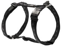 """Rogz Alpinist Black XL (Everest) H-Harness 24"""" - 39"""" x 1"""