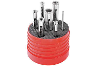 STARRETT DIAMOND GRIT TILE HOLESAWS