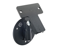 Konig & Meyer 24161 - Universal speaker wall mount