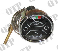 Oil & Water Temperature Gauge