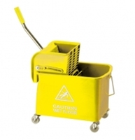 SPEEDY BUCKET & WRINGER 15ltr YELLOW